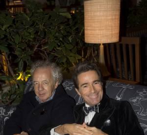 Gilles Bensimon et Vincent Darré - le jardin d'hiver de l'hôtel Prince de Galles