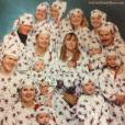 Joyeux Noël les psychopathes du pyjama identique.   Source : http://awkwardfamilyphotos.com/