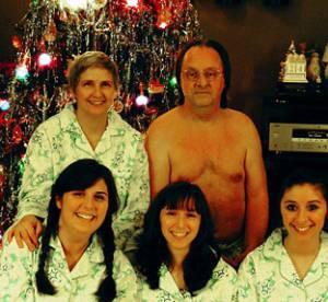 Noël : 30 photos de famille qui mettent très mal à l'aise