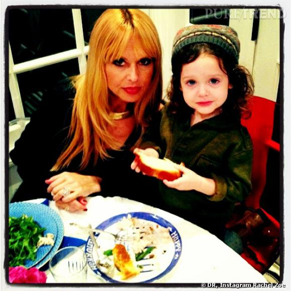 Rachel Zoe passe son temps à poster des photos d'elle et son fils sur les réseaux sociaux.