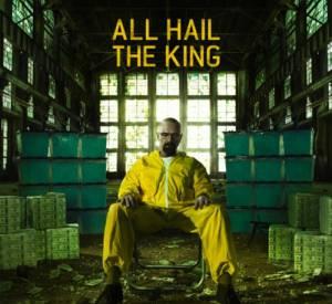 """""""Breaking Bad"""" occupe la seconde place de ce classement avec 4,2 millions de téléchargement illégaux en 2013."""