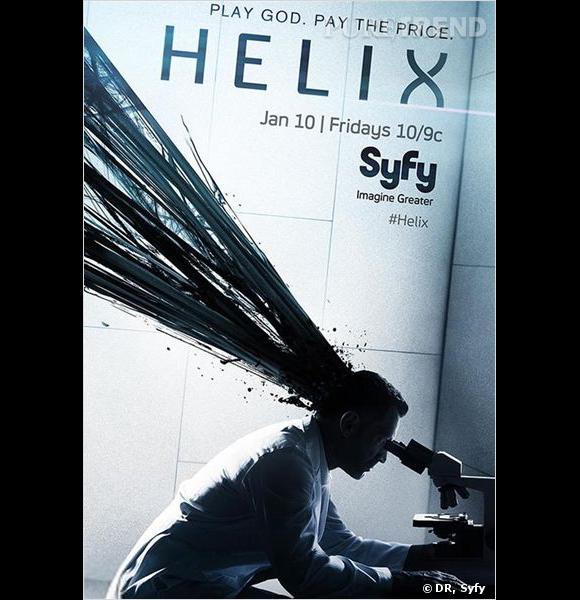 """""""Helix"""", le 10 janvier sur Syfy."""