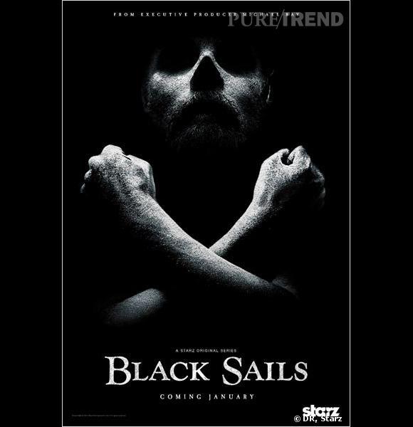 """""""Black Sails"""", le 25 janvier sur Starz."""