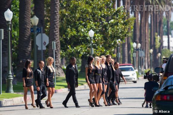 """La troisième saison d'""""Hollywood Girls """" se termine ce soir."""