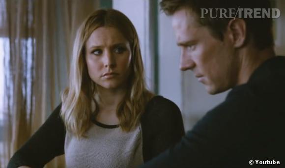 """Kristen Bell et Jason Dohring font la gueule : nous aussi ! Le film """"Veronica Mars"""" ne sortira pas au cinéma en France..."""
