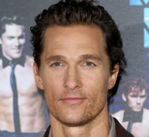Matthew McConaughey : une catastrophique poussée d'acné... et un procès !