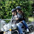 George Clooney n'est pas gay, il aime trop les Harley !