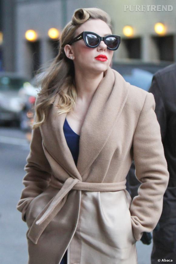 Scarlett Johansson, une diva qui n'aime pas les Parisiens ? Tant pis pour elle !