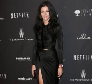 Liberty Ross à l'after party Weinstein et Netflix des Golden Globes 2014.