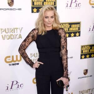 Margot Robbie, divine aux Critic's Choice Movie Awards 2014.