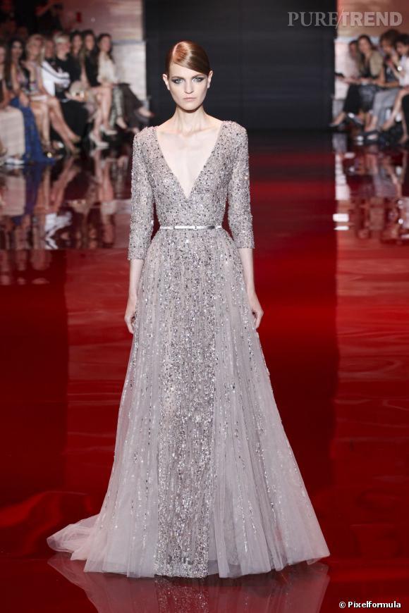 Défilé Haute Couture Automne-Hiver 2013/2014 Elie Saab.