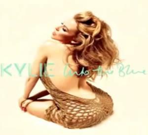 """Le titre """"Into the Blue"""", extrait du nouvel album de Kylie Minogue."""