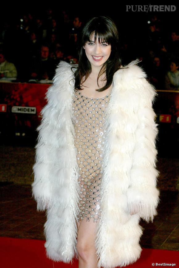 Nolwenn Leroy aux NRJ Music Awards 2004.