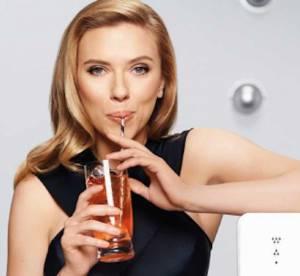 Scarlett Johansson envoie buller les accusations contre Sodastream
