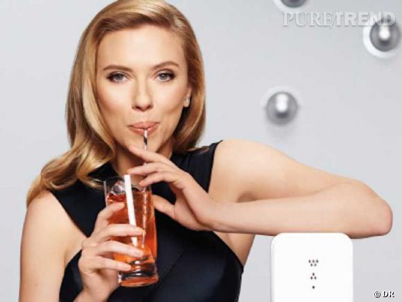 Scarlett Johansson pour Sodastream : des bulles qui passent mal.