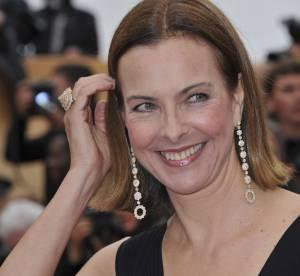 Carole Bouquet : ''Je suis heureuse si on me dit que je suis belle''