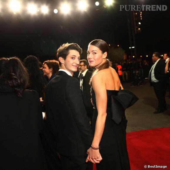 Pierre Niney et Natasha Andrews, un bien joli couple !