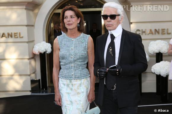 Karl Lagerfeld sera également convié à la noce.