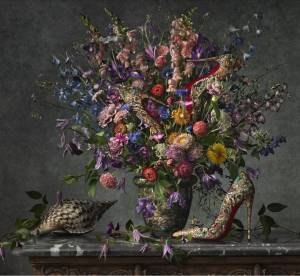 Christian Louboutin et les peintres impressionnistes, une histoire de chaussures