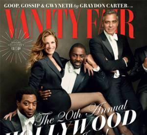 """Vanity Fair vient de dévoiler son nouveau numéro """"Hollywood Issue 2014"""", mettant cette année en avant les acteurs les plus nominés aux dernières cérémonies..."""