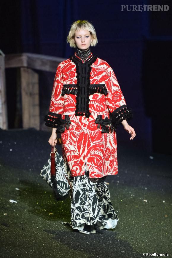 Défilé Marc Jacobs Printemps-Eté 2014.