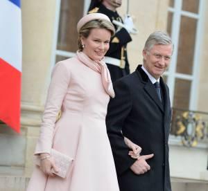La Reine Mathilde de Belgique à Paris : son hommage à Grace Kelly