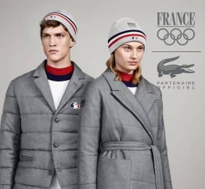 Lacoste habille les athlètes de Sotchi 2014