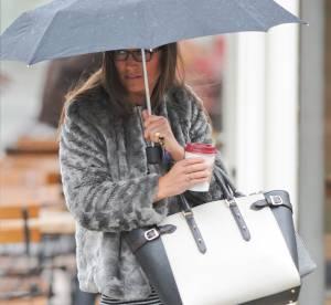 Pippa Middleton : le look ultra-chic sous la pluie londonienne
