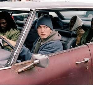 """Eminem dans """"8 Mile""""."""