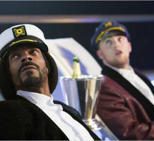 "Snoop Dogg dans le film ""Scary Movie 5""."