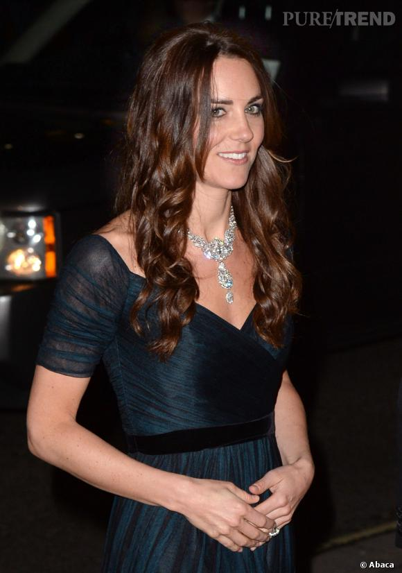Kate Middleton serait-elle enceinte de son deuxième enfant ?