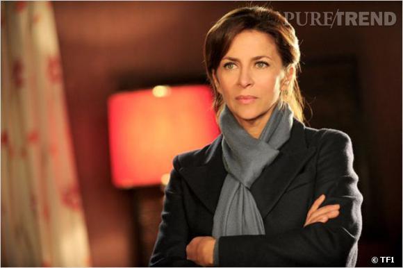 """Corinne Touzet revient ce soir sur France 3 dans la série """"La Malédiction de Julia""""."""