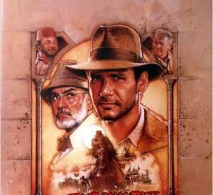 """Indiana Jones"" face à Sean Connery."