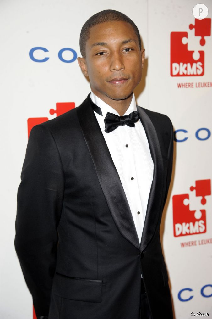Pharrell williams entame sa p riode smoking en 2011 - Casquette pharrell williams ...