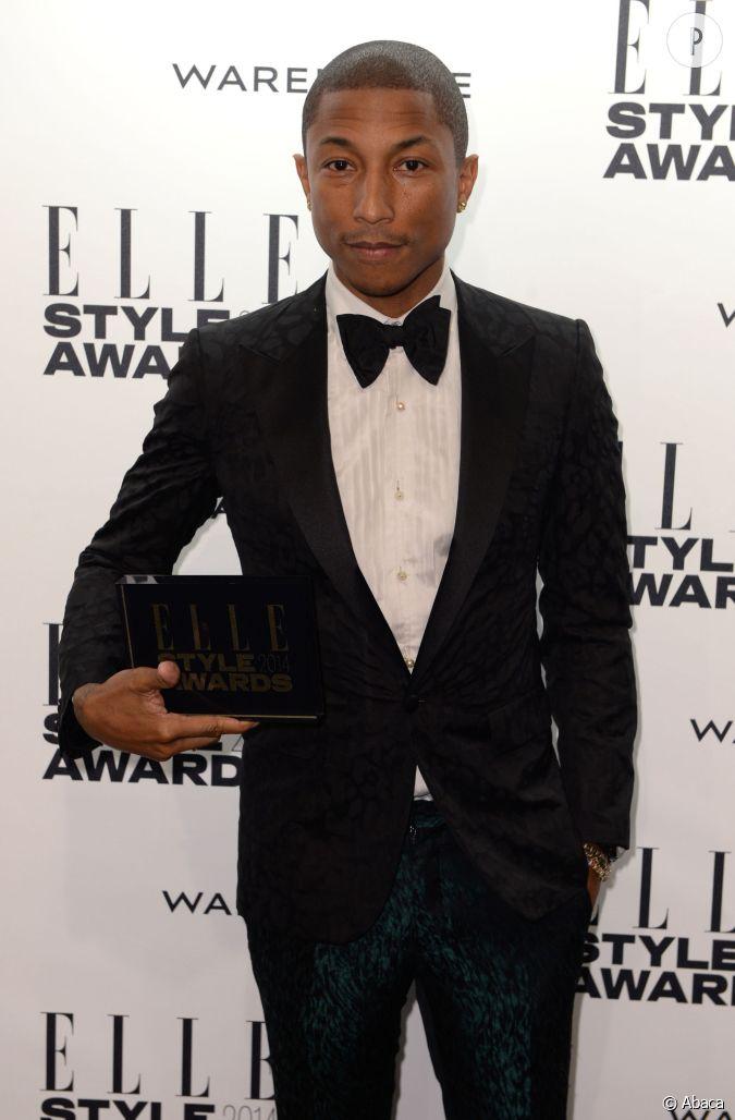 Pharrell williams en 2014 pour de vrai - Casquette pharrell williams ...