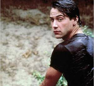 Keanu Reeves : la rétro du beau gosse de Point Break