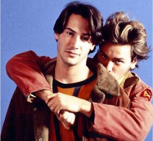 """Keanu Reeves dans """"My Own Private Idaho""""."""