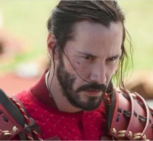"""Keanu Reeves dans le film d'arts martiaux """"47 Ronin""""."""