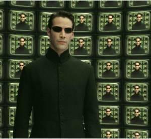 """Keanu Reeves, star de la saga """"Matrix""""."""