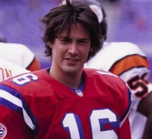 """Keanu Reeves dans """"Les remplaçants""""."""