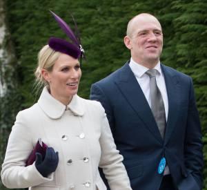 Zara Philipps et son mari, le rugbyman Mike Tindall.
