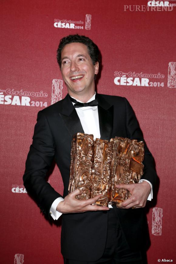 Guillaume Gallienne, un succès sans précédent et mérité aux César 2014 pour Guillaume et les garçons, à table !
