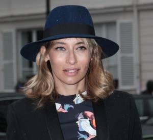 Alexandra Golovanoff, mode et pétillante.