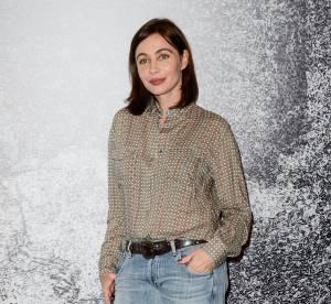 Fashion Week : Emmanuelle Béart traine son boyfriend chez Paul & Joe