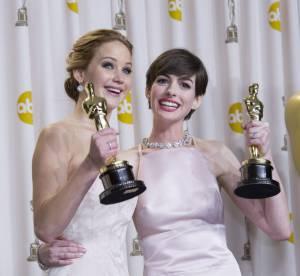 Jennifer Lawrence : sa peur du ''syndrome Anne Hathaway''