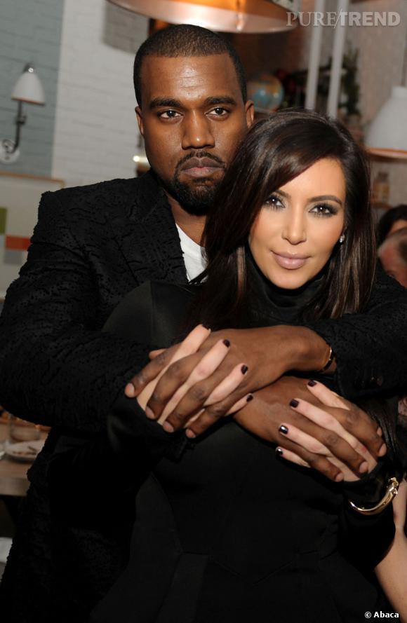 Kim Kardashian et Kanye West aurait prévu de se marier le 24 mai. Info ou intox ?
