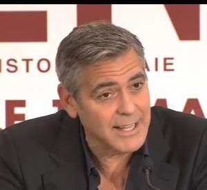 """""""Monuments Men"""" : 3 questions à George Clooney"""