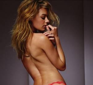 Camille Rowe, Française sexy et topless pour Victoria's Secret