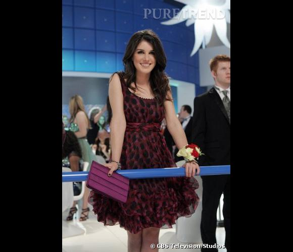 """Shenae Grimes alias Annie dans """"90210""""."""