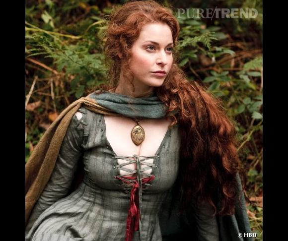 "Esme Bianco alias Ros dans ""Game of Thrones""."